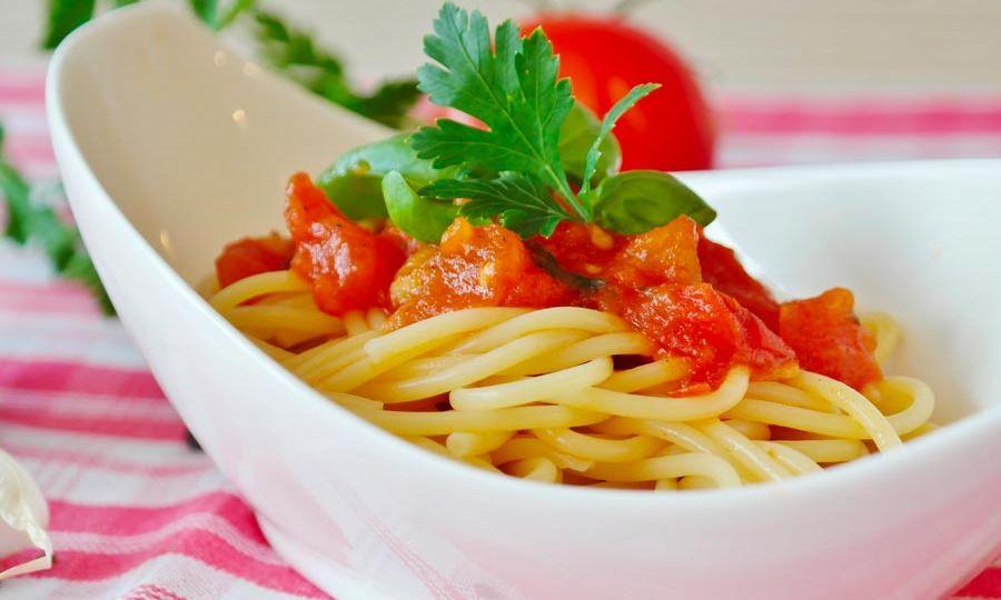 Pasta in Puglia, gastronomia mediterranea